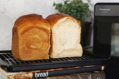 Japanese How to Make Soft & Fluffy Tangzhong Milk Bread (Shokupan) - The Bakeanista High Protein Flour, Protein Bread, Hokkaido Milk Bread, Japanese Milk Bread, Best Homemade Bread Recipe, Fresh Milk, Instant Yeast, Different Recipes