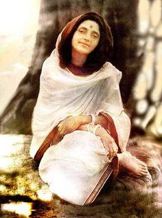 """Anandamayi Ma - """"Joy Permeated Mother"""""""