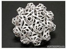 Knobbyball 85mm by vertigopolka