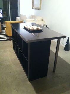 Diy Kitchen Island Ikea