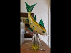 Vintage Murano Fish -£65 ono