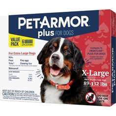 Petarmor Plus For Dogs Flea And Tick Prevention For Extra Large Dogs Pou Flea Treatment, Killing Fleas, Joint Supplements For Dogs, Rocky Mountain Spotted Fever, Frontline Plus For Dogs, Deer Ticks