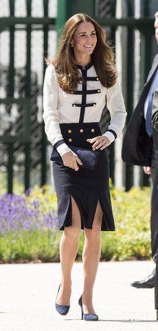 Kate Middleton's Best Alexander McQueen Moments - Vogue