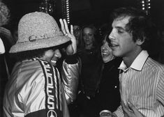 """Tod Papageorge, Michael Jackson - Studio 54. Germany 2014: Exhibition """"Excess In Black And White"""" at the Gallery Thomas Zander, Cologne"""