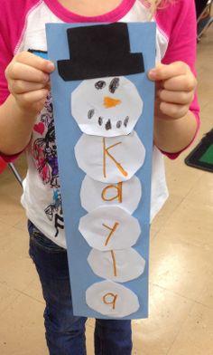 Winter Fun!! Math, Literacy, & Writing Activities! Plus a FREEBIE!!