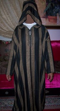 Moroccan Men Hooded Djellaba Medium by Treasures Of Morocco by Moroccan Men Clothing, http://www.amazon.com/dp/B009BFLC3E/ref=cm_sw_r_pi_dp_BHCzrb0NH3BZC/192-9344154-7499603