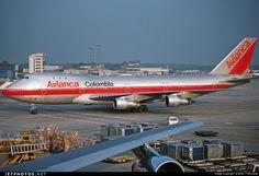 Avianca Boeing 747-123