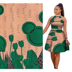 African Print Skirt, African Print Dresses, African Print Fashion, African Prints, African Wear For Ladies, African Attire, African Dresses For Kids, Latest African Fashion Dresses, Stylish Dresses For Girls