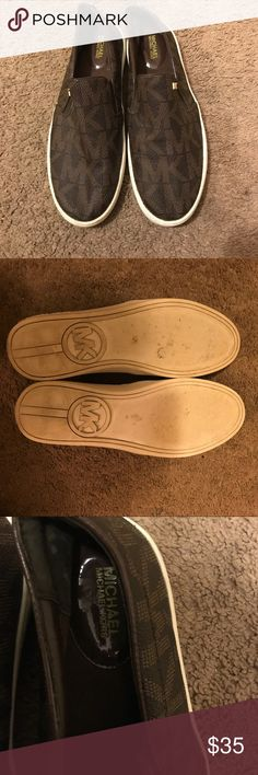 micheal kors shoes selling these micheal kors shoes because they feel alittle tight on my feet! Michael Kors Shoes Sneakers