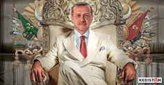 Le président turc n'en démord pas, il s'accroche comme il peut à son projet œuvrant pour la mise en place d'un régime présidentialiste en Turquie.