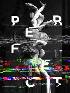 Glitch on Behance
