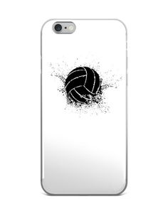 Volleyball splash case – iPhone 5/6