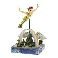 """Peter Pan - Jim Shore - """"Soar to the Stars"""" $42.00 [R]"""