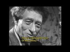 Alberto Giacometti reveals   The Flow - YouTube