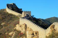 muraglia cinese- #Pechino