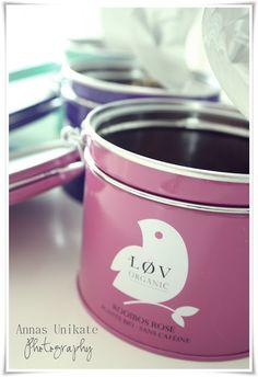 Rooibos - Lov Organic herbal tea