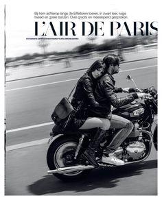 The Marie Claire Netherlands November 2013 Photoshoot Stars Eva Doll #editorials trendhunter.com