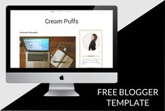 Free blogger template. [CLOSED]