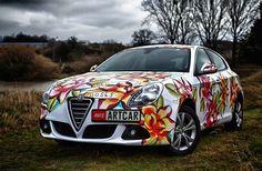 auto wraps | Art Cars: Discovering Vinyl Graphics | Raptor Wraps Vehicle Wraps and ...