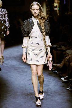 Miu Miu Spring 2010 Ready-to-Wear Collection - Vogue
