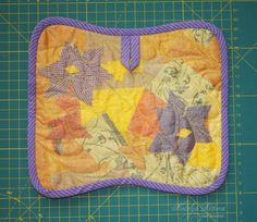 Sewing Tutorial + Pattern - Sunglasses Case