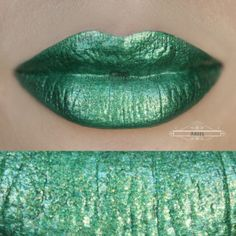 A metallic blend of bottle and shamrock green with shimmering gold flecks. Finish: Sets To A Semi Metallic Satin Finish All House of Beauty Lip Hybrid are Long Lasting, up to 4-8 hours No liner/base added or needed Safe For Eyes, Lips, and Face Extremely Moisturizing Highly Pigmented Build-ableColors may vary depending on natural lip and skin pigmentation. INGREDIENTS: Hydrogenated Polyisobutene,Ethylene/Propylene/Styrene/Copolyme, Butylene/Ethylene/Styrene Copolymer, Butyrospermum Parkii...