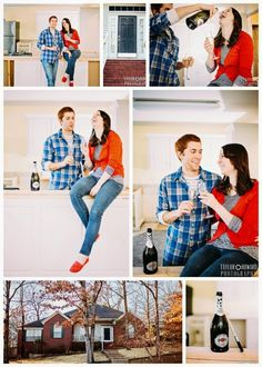 """Our """"New Home"""" Photoshoot! Very happy that @Sam McHardy McHardy Taylor Howard…"""