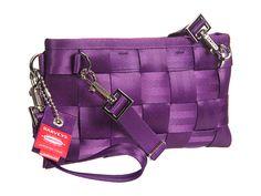 Purple Harveys Seatbelt Bag Hipster