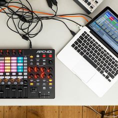 Ableton Live & Akai APC40 MKII. A perfect match for basic workflow and live performance.