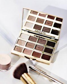 Make-up: autumn palette makeup palette makeup brushes eye shadow eye makeup face makeup