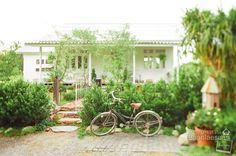 Village House Design, Village Houses, Small Coffee Shop, Cafe Shop Design, Cozy Cafe, Farm Stay, Colonial Architecture, Garden Items, Cozy Fashion