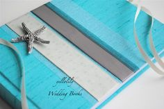 Dupioni Silk Cover Wedding Guest Book