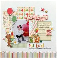 A Project by yuko tanaka from our Scrapbooking Gallery originally submitted at PM Scrapbook Cover, Album Scrapbook, Scrapbook Blog, Baby Scrapbook, Scrapbook Paper Crafts, Paper Crafting, Birthday Scrapbook Layouts, Scrapbook Page Layouts, Scrapbooking Ideas