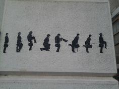 Street art Coimbra, Portugal
