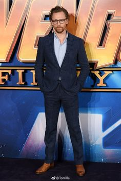 Tom Hiddleston. #InfinityWar fan screening event. April 28, 2018