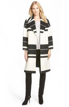 Helene Berman Cotton Blend Clutch Coat | Nordstrom