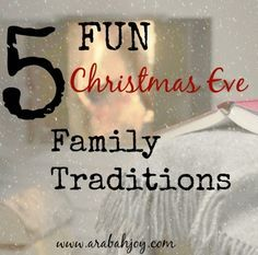 Looking for fun and unique ways to celebrate Christmas as a family? This list of 11 ideas (5 plus 6 bonus ones!) will ensure your holiday is one to remember. Great fun for adults and kids alike!