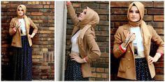 Fashion: Indahnya Padu Padan Busana Muslim Untuk Si Feminin | Vemale.com