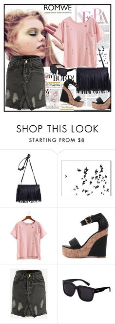 """Romwe.com"" by lila2510 ❤ liked on Polyvore"