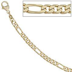 JOBO Figarokette 585 Gelbgold 45 cm Gold Kette Halskette Karabiner Jobo http://www.amazon.de/dp/B00N20A6FY/?m=AMWB9IWQTFGZU