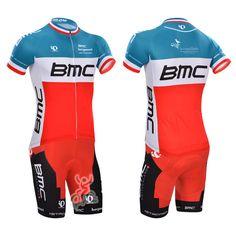 2014 BMC Cycling Jersey Short Sleeve and Cycling bib Shorts ...