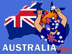 Australia Day 2015 HD Wallpaper
