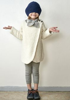 Oeuf shows us what's hip in kids' fashion for northern Autumn/Winter 2015