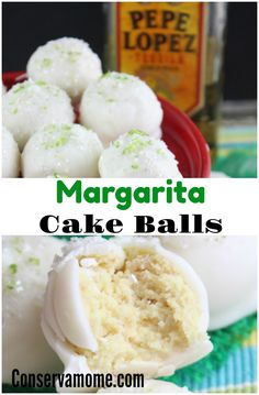 Margarita Cake Balls Incorporate the popular summer drink with a tasty desert for an out of this world treat. This Margarita Cake Balls Recipe is A Delicious Summer Treat perfect for any event, gathering or just because. Cake Ball Recipes, Candy Recipes, Dessert Recipes, Easter Recipes, Cupcakes, Cupcake Cakes, Cake Ball Cake, Chocolate Chip Cookies, Chocolate Cake Pops
