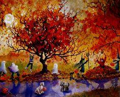 Halloween Day by Lizzy Rainey