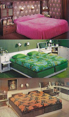 1976 retro ikea beds