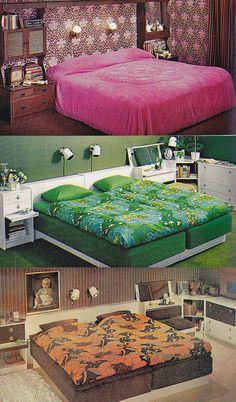 1976 | The Ikea Catalog Evolution, 1951-2013 BEDROOM LUST