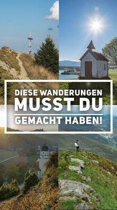 The most beautiful hikes 2018 - our top ten ranking for hiking These hikes were our absolute highlights in We were hiking in Germany, Austria and Liechtenstein. Camping Places, Camping And Hiking, Hiking Trails, Garden Types, Holiday Destinations, Vacation Destinations, Best Mountain, Voyage Canada, Pacific Crest Trail