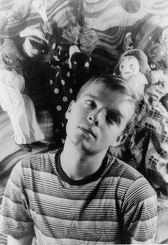 truman capote, 1948. photo by carl van vechten.