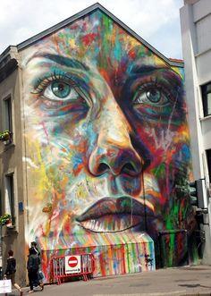 David Walker, Nancy // photo juin 2015 - street-art-avenue